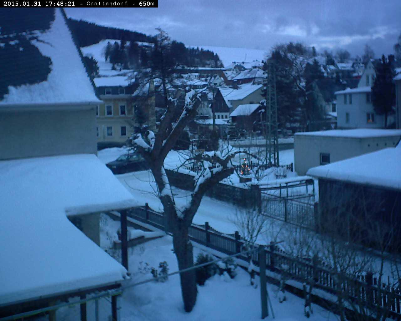 Webcam Skigebied Crottendorf cam 2 - Ertsgebergte